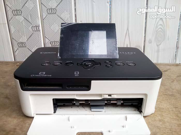 Canon Selphy CP1000 Photo Printeطابعة كونان سيلفي بسعر مغري 150$ دولار فقط ك