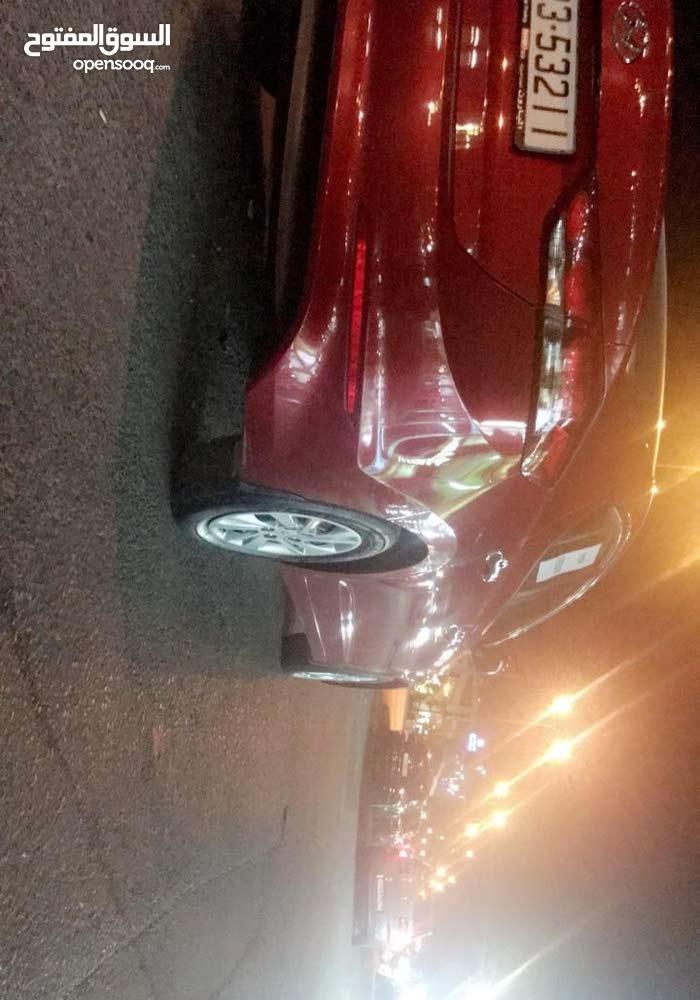 Automatic Maroon Hyundai 2017 for sale