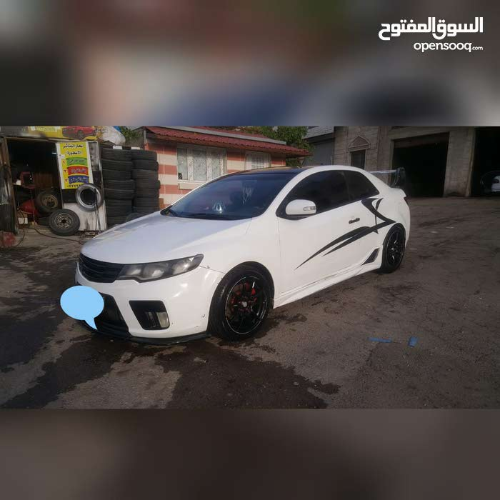 Automatic Kia 2010 for rent - Irbid - (106649162) | Opensooq