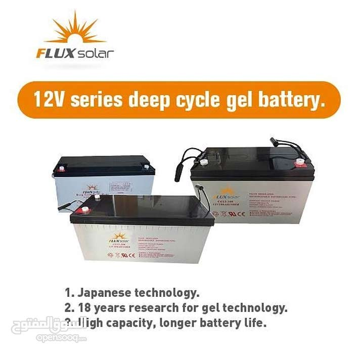 New Batteries for sale with advanced specs
