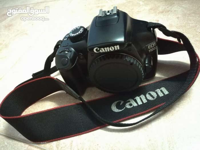 كاميرا كانون 1100D للبيع