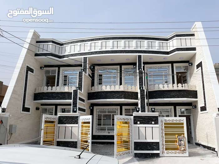 Al-Jihad neighborhood Baghdad city - 100 sqm house for sale