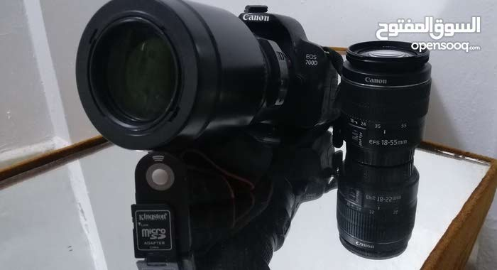 New DSLR Cameras up for sale in Irbid