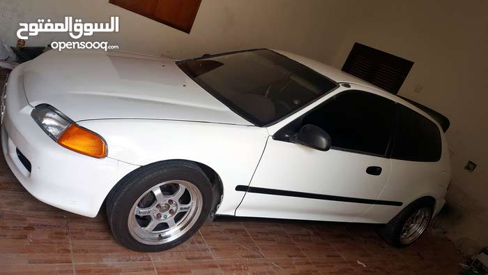 Honda Civic 1993 - Manual