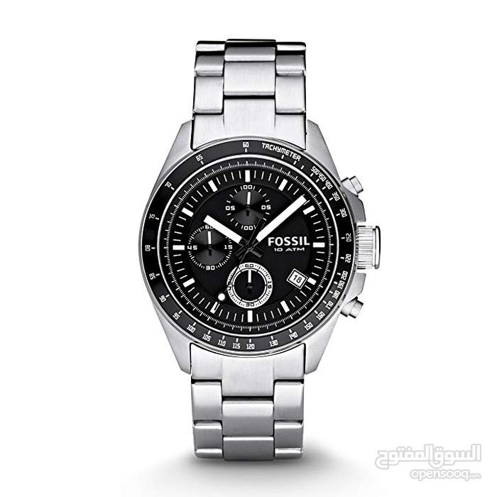 Fossil men's new watch