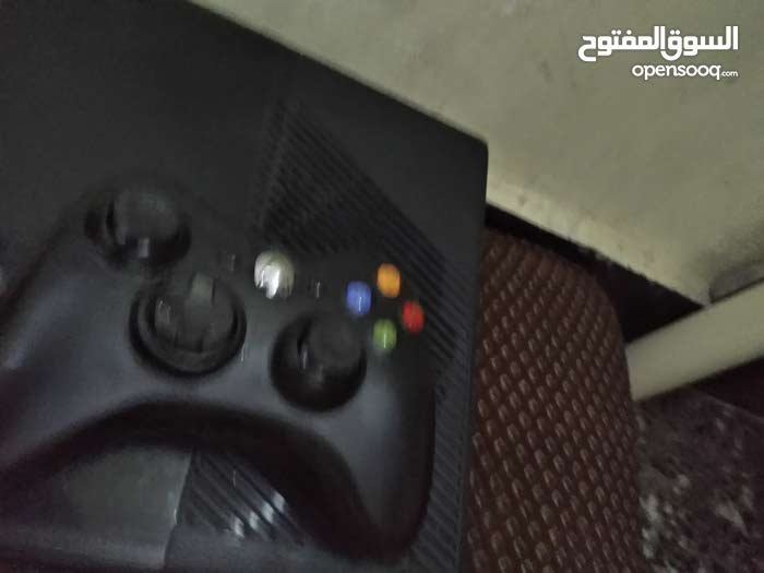 Used Xbox 360 up for immediate sale in Basra