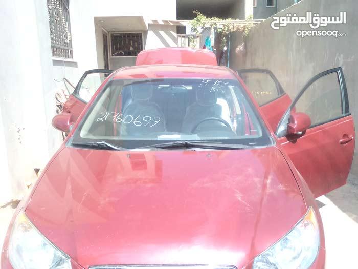 Hyundai Elantra 2008 - Tripoli