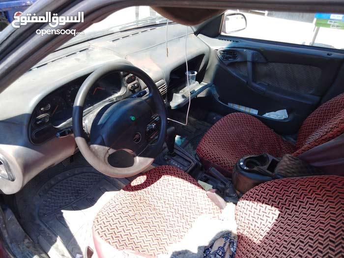 Automatic Daewoo 1995 for sale - Used - Irbid city