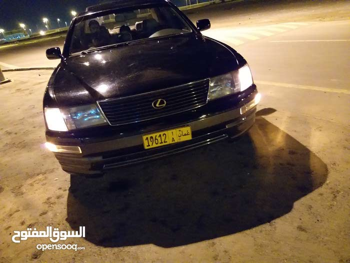 1 - 9,999 km Lexus LS 2007 for sale