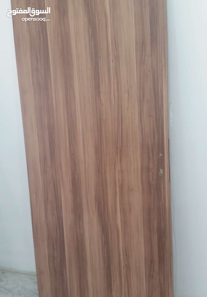 For sale Doors - Tiles - Floors that's condition is New - Al-Khums