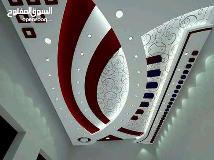 الفن اليمني لجميع اعمال الديكورات والزخرفة بجميع انوعها