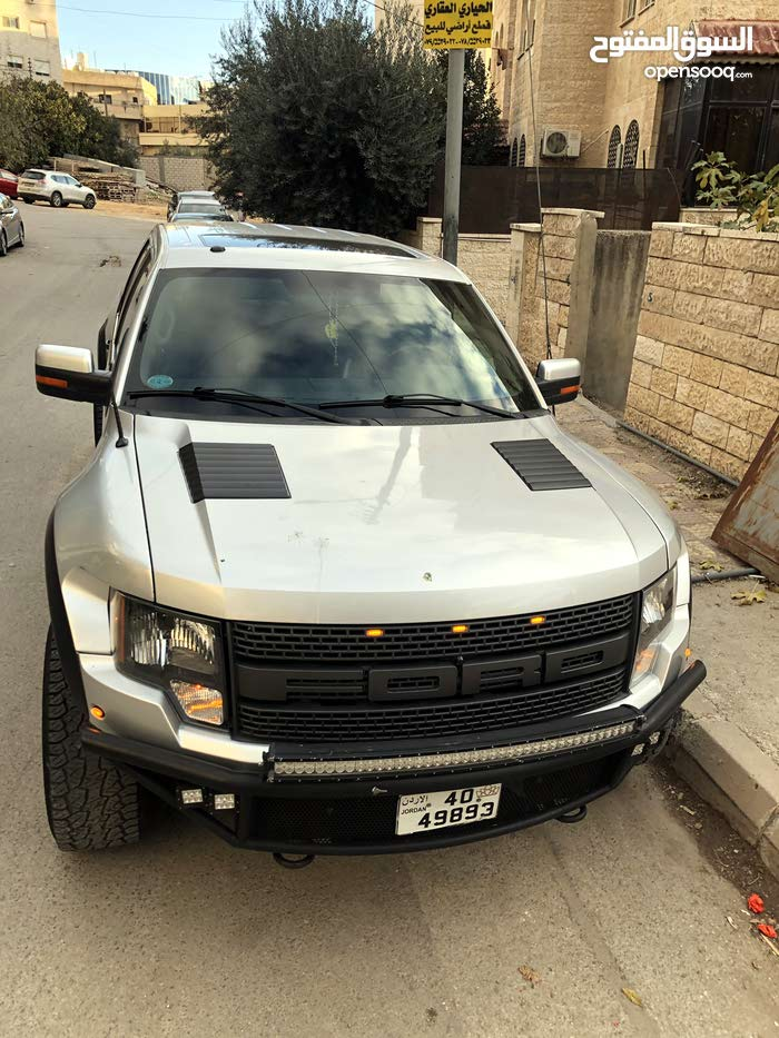 Available for sale! 50,000 - 59,999 km mileage Ford Raptor 2012