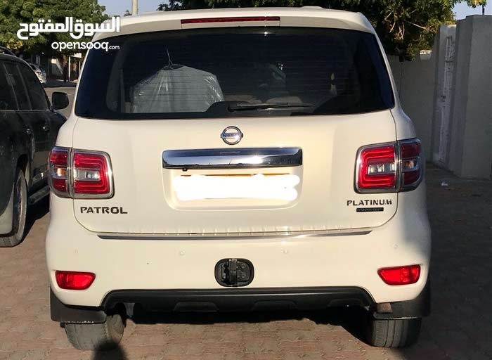 +200,000 km Nissan Patrol 2013 for sale