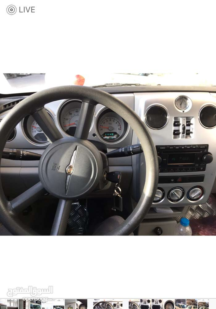 Used condition Chrysler PT Cruiser 2008 with 70,000 - 79,999 km mileage