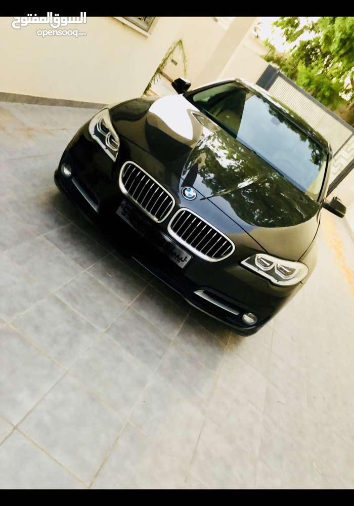 BMW 520 Used in Tripoli