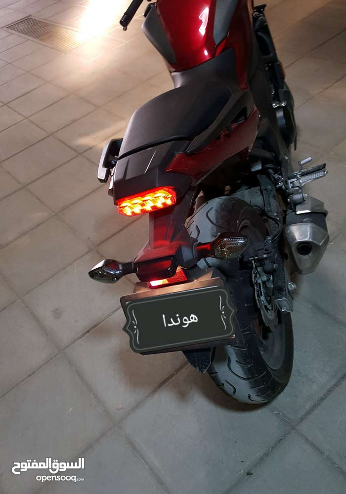 Honda made in 2017 in Amman for Sale