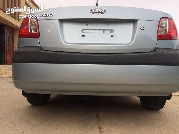 Used condition Kia Rio 2007 with  km mileage
