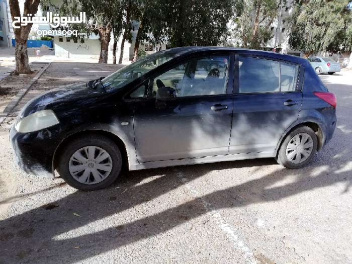Manual Nissan 2008 for sale - Used - Tripoli city