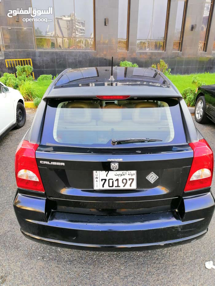 180,000 - 189,999 km Dodge Caliber 2008 for sale