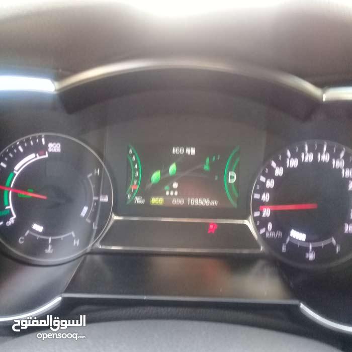 Used condition Kia Optima 2013 with 90,000 - 99,999 km mileage