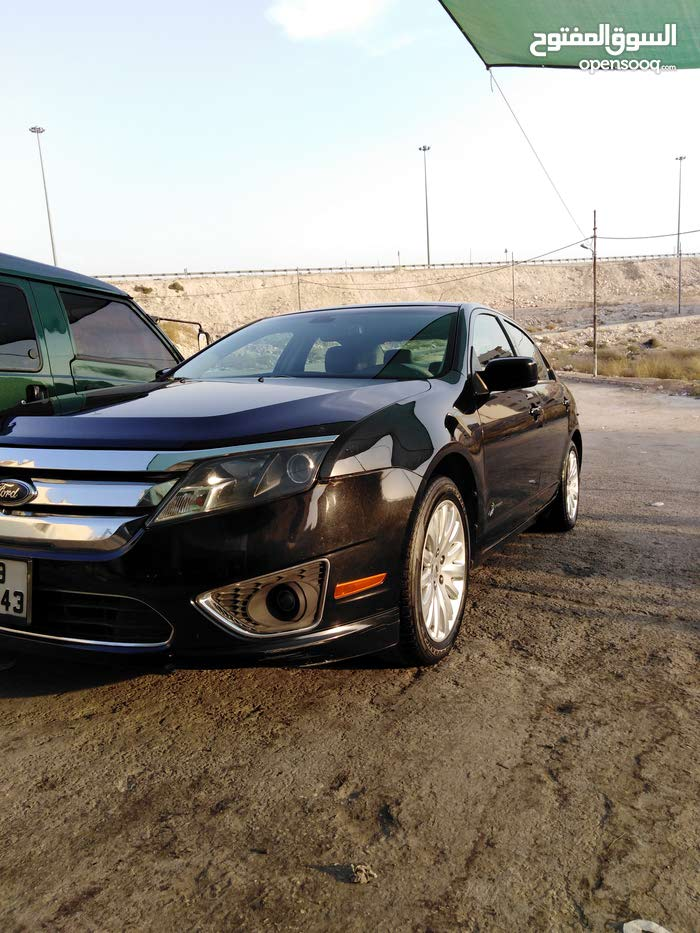 Used Ford Fusion in Zarqa