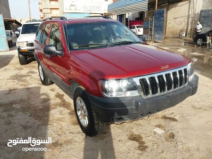 Jeep Grand Cherokee Used in Benghazi