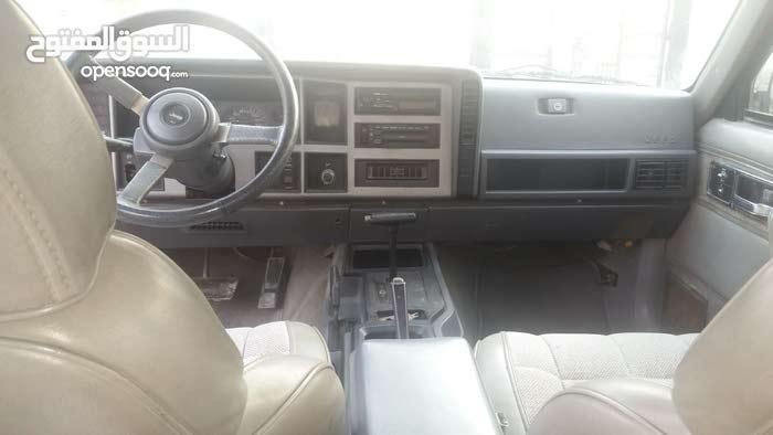 Jeep Cherokee 1992 for sale in Ras Al Khaimah