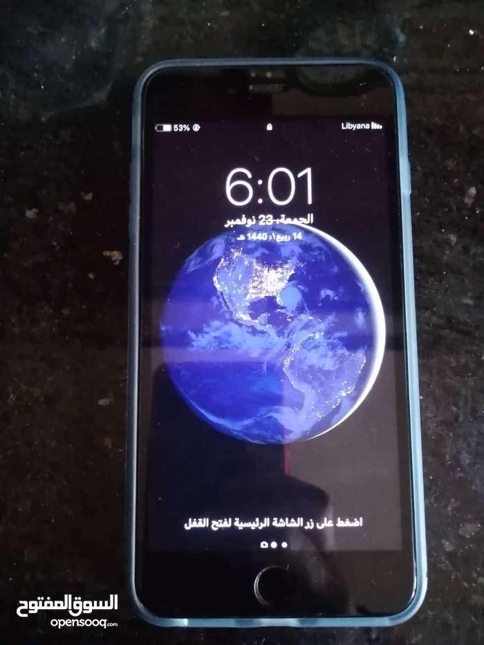 السلام وعليكم عندي ايفون 6 بلس 64 قيقا نضيف للبيع مستعجل من لاخير 1350