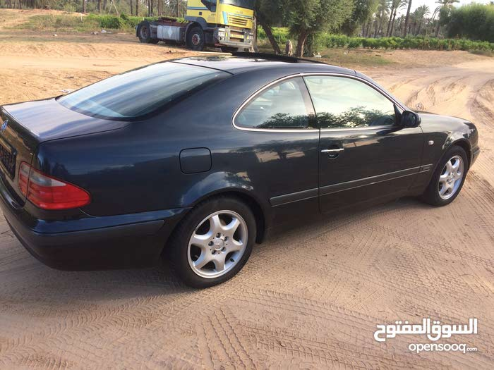 Used 1998 CLK 320 for sale