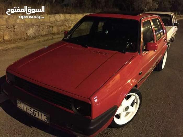 For sale Volkswagen GTI car in Amman