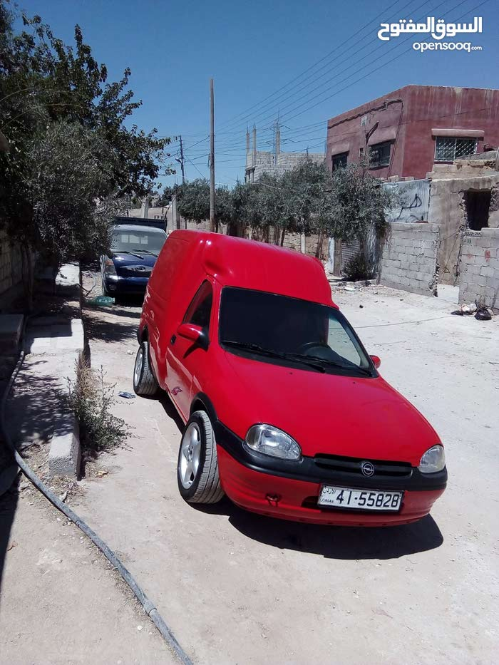 Opel Campo 2000 for sale in Zarqa