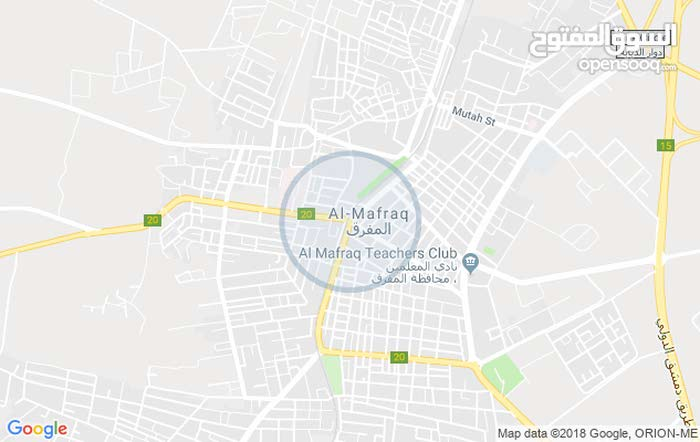excellent finishing apartment for rent in Mafraq city -