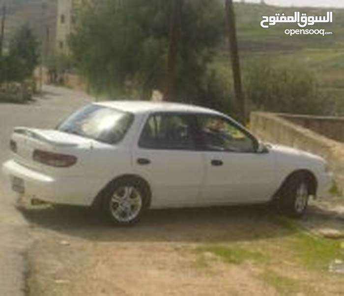 سيارة للبيع نوع كيا سيفا موديل 1996 رقم الهاتف 0772174500