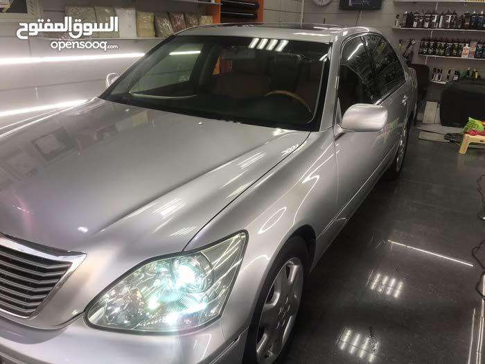 Used Lexus LS in Abu Dhabi
