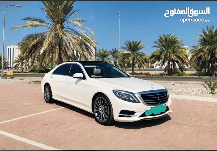 50,000 - 59,999 km Mercedes Benz S 400 2015 for sale