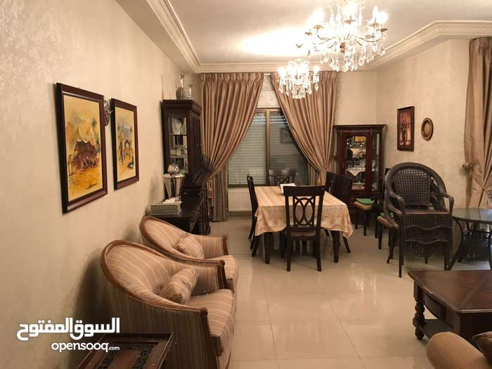 3 Bedrooms Rooms Apartment For Sale In Amman City Tla Ali