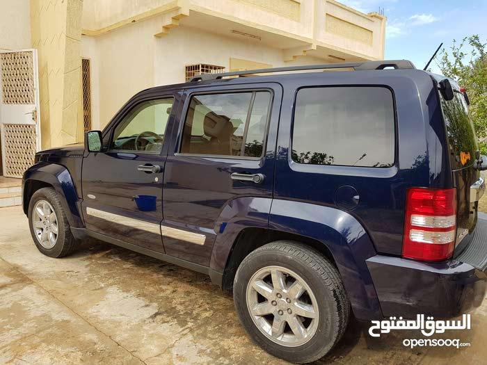 Jeep Liberty 2012 For sale - Blue color