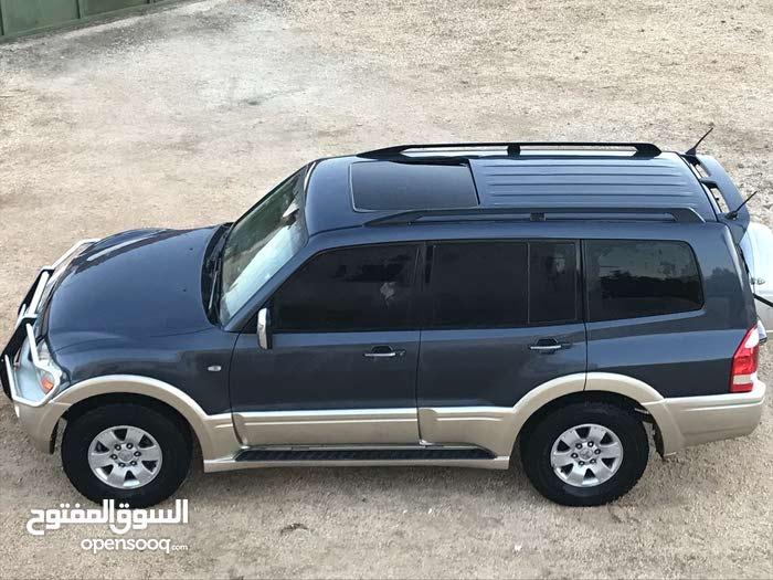 Mitsubishi Pajero 2006 - Automatic