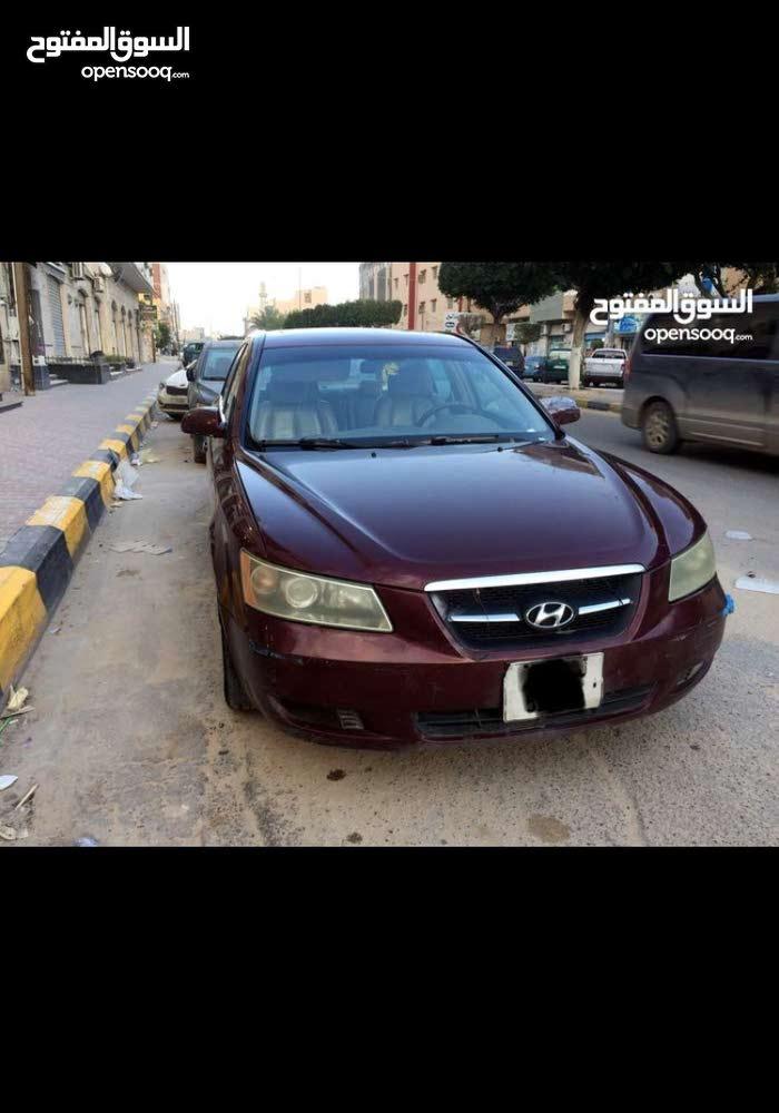 km mileage Hyundai Sonata for sale
