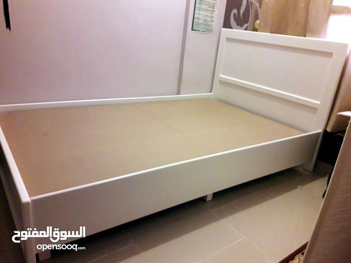 Bed +  2 Side Table + Dressing table + 1 Seat + carpet