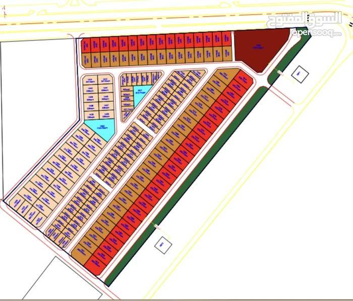 تملك ارضك التجارية في عجمان منطقة الياسمين على شارع الزبير مباشرة
