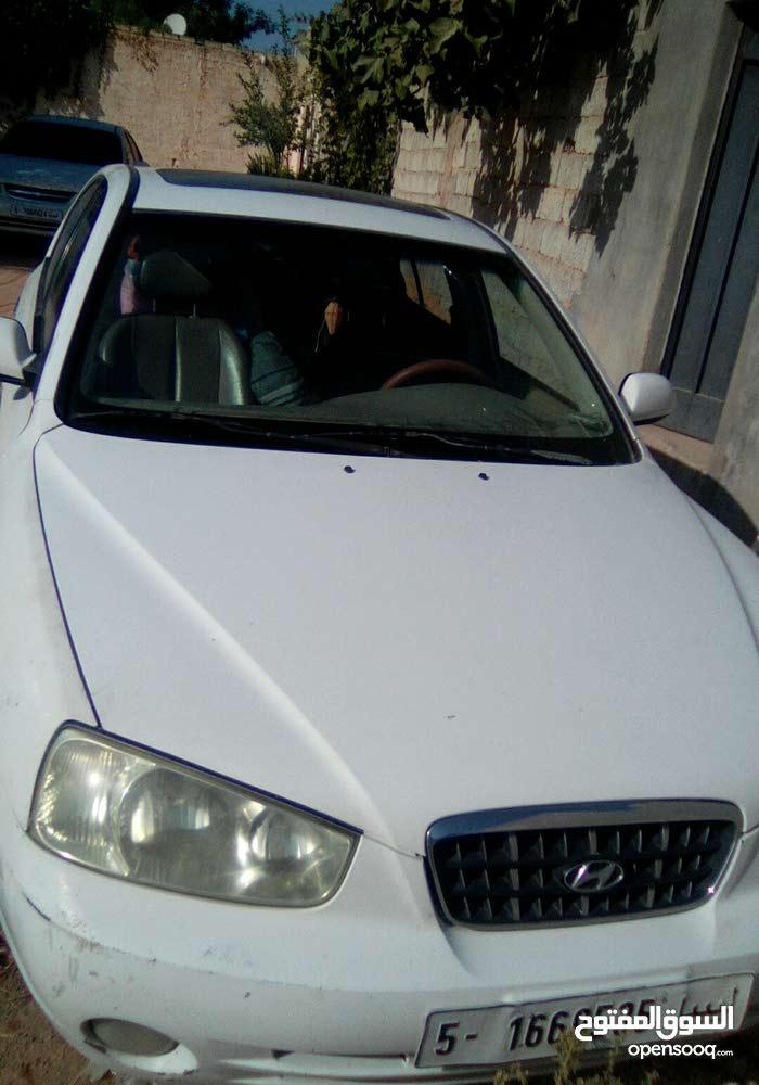130,000 - 139,999 km Hyundai Avante 2003 for sale