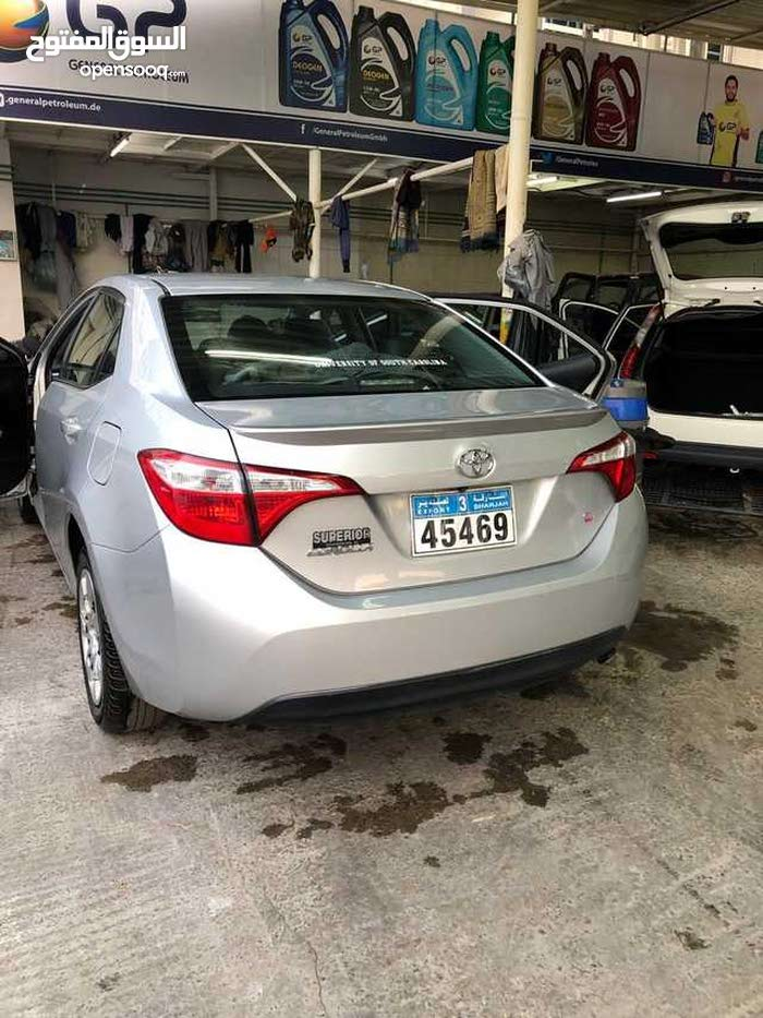 Toyota Corolla car for sale 2015 in Muscat city - (107814364) | Opensooq