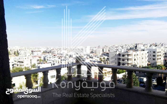 apartment for sale in Amman- Al Rabiah