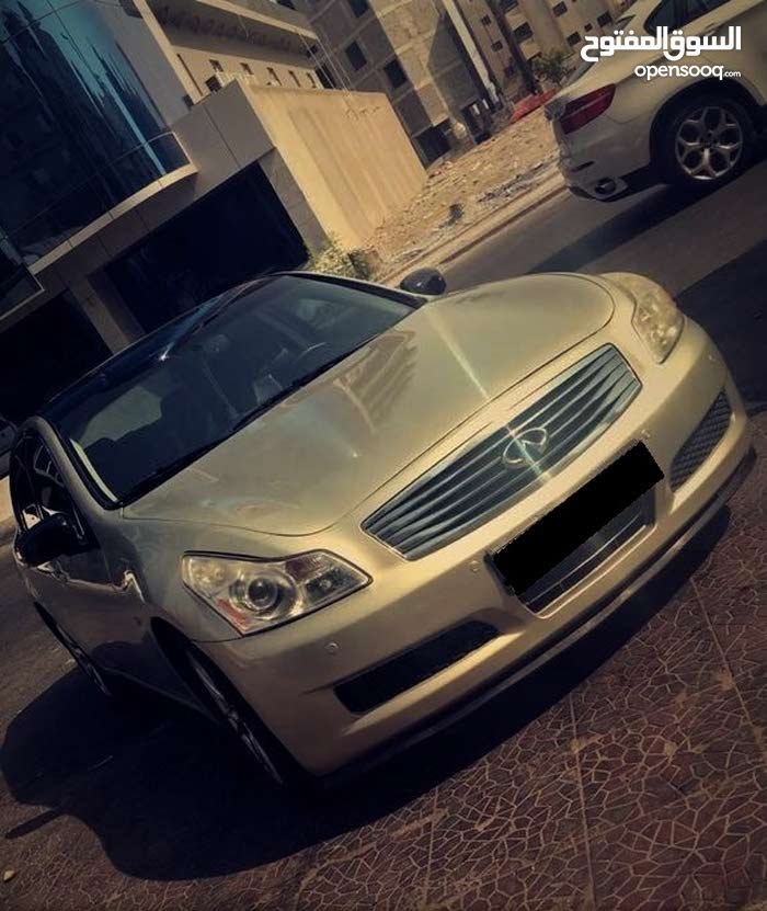 Infiniti G35 car is available for sale, the car is in Used condition