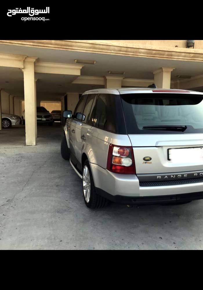110,000 - 119,999 km Land Rover Range Rover Sport 2008 for sale