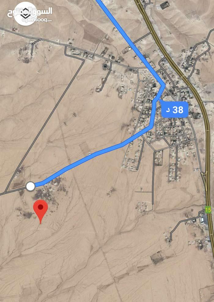 للبيع ارض 11.4 دونم في الزميله جنوب عمان