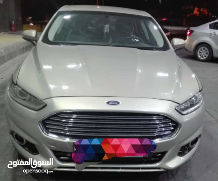 Automatic  2016 Fusion for rent
