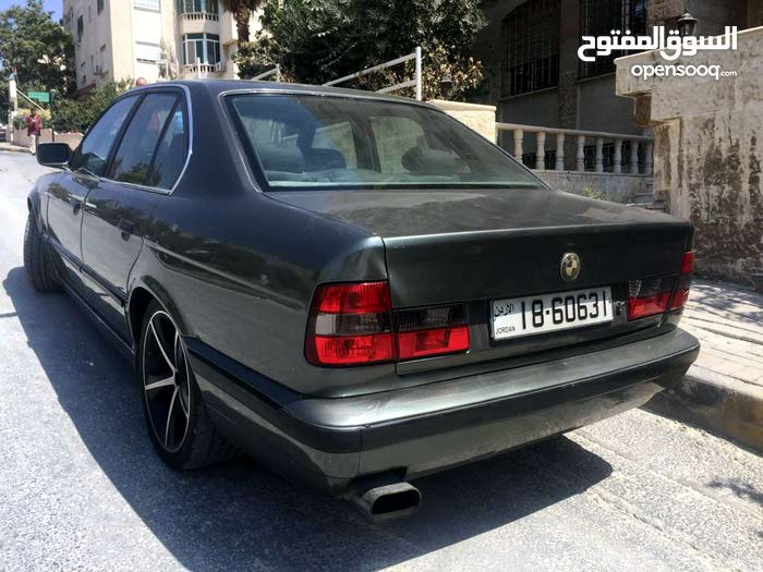 Automatic BMW 1989 for sale - Used - Irbid city