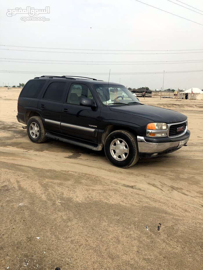 km GMC Yukon 2005 for sale